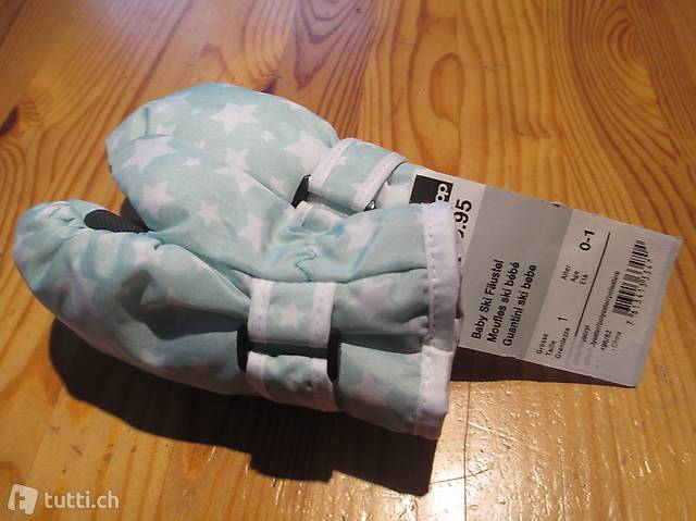 Handschuhe Gr 0-1 Jährig !