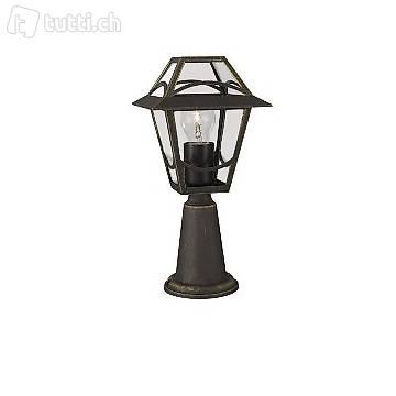 Massive Lampe Wandleuchte Leuchte Wandlampe 1x14W 230V