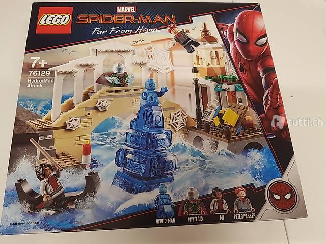 Lego Spiderman 76129 Neu