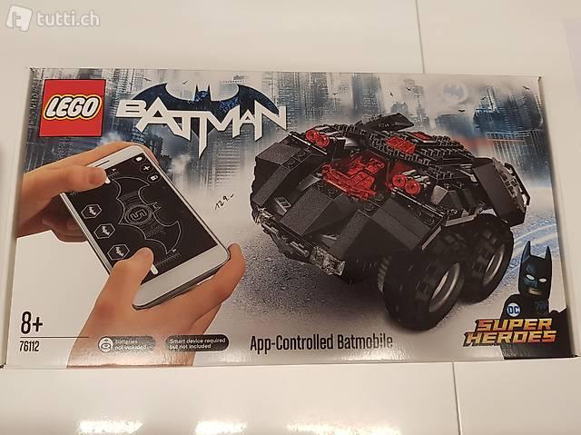 Lego Batman 76112 Neu