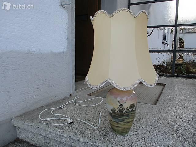 Vintage-Leuchte Stil-Lampe Holland Windmühle Nederland