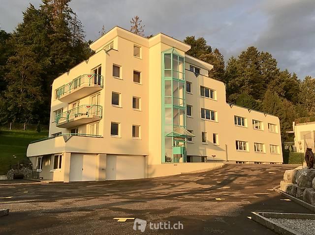 Penthouse- Büro in 8804 Au, an der Autobahn Zürich-Chur