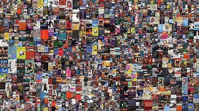 ca. 500 DVD aus Sammlung