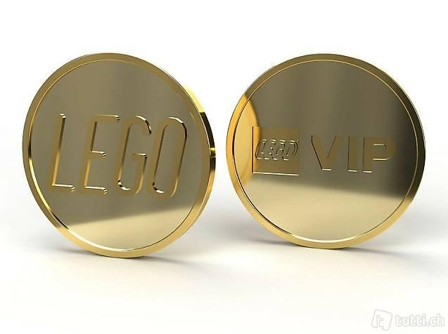 LEGO VIP Münze - NEU (5006470)