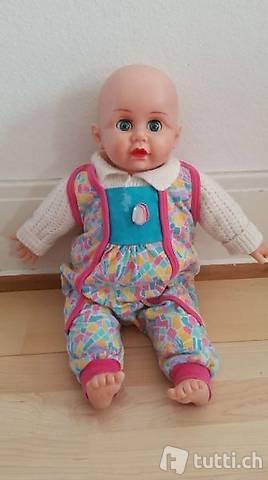schöne Puppen grösse 50cm