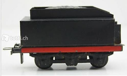 Trix Express Blech-Tender für Schlepptender-Dampflok 20/52,