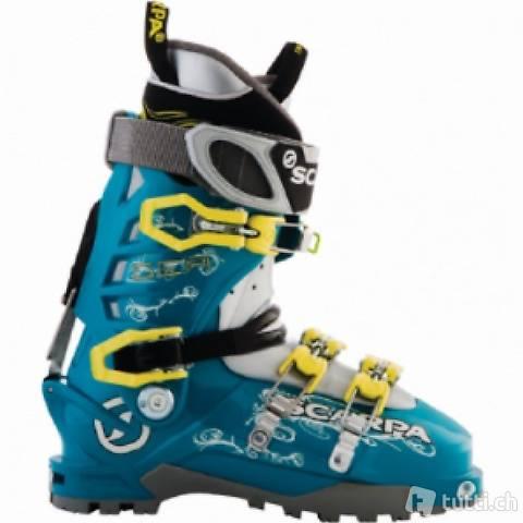 Scarpa skischuhe gr 36 2/3