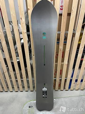 Burton Gold Fish Limited 164 rare Snowboard