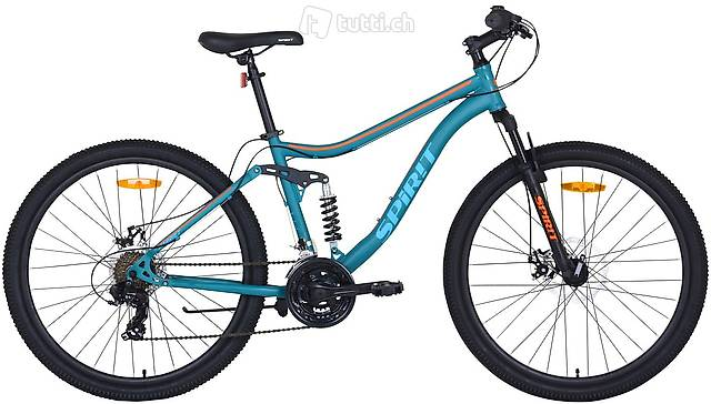 "Fully Mountainbike 27.5"" DRIFT (Gratis Versand)"