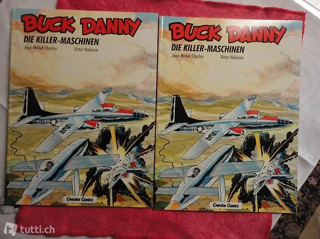 Buck Danny  Nummer 6 Die Killer-Maschinen