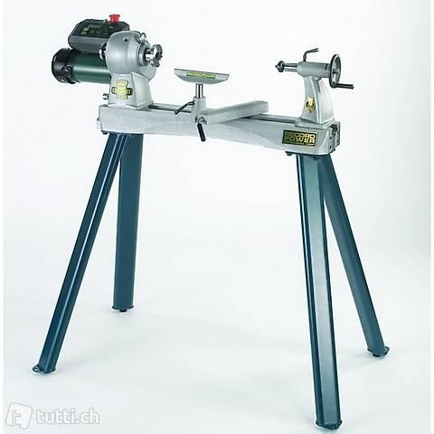 Record Power Drechselbank Herald Coronet bis 53 cm Drehdurm
