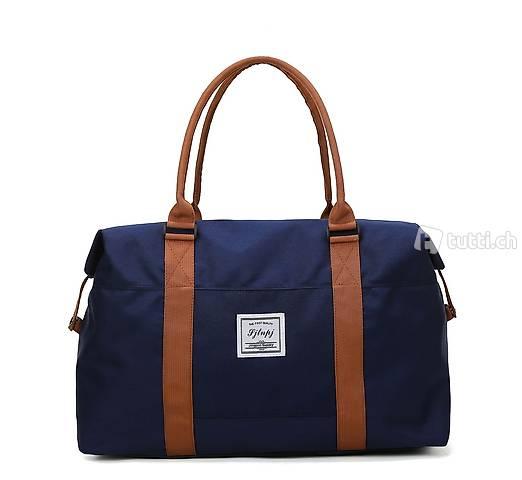 Weekender Tasche DUBAI blau (Gratis Lieferung)