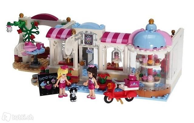 LEGO Friends 41119 - Heartlake Cupcake Cafe