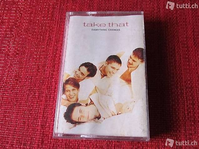 Take That- Everything Changes
