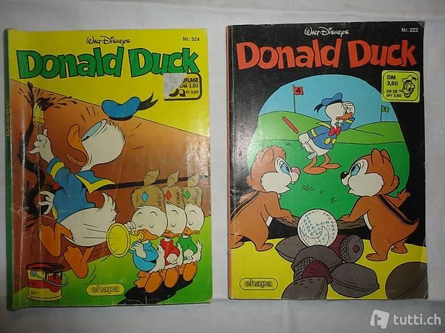 Walt Disney  Taschenbücher, Donald Duck, Nr. 222 , 324