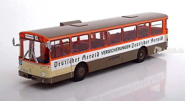 "NEU: Mercedes-Benz O 305 Linienbus 1979 ""Stadt Frankfurt"""