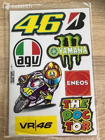 Stickers 46 Valentino
