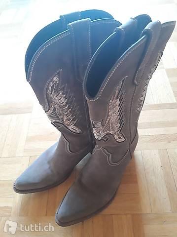 Western Stiefel, Sancho Boots,Gr. 40,neuwertig