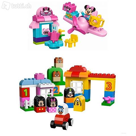 Lego 2x Duplo Mickey Mouse (rar, exkl. Asien!)