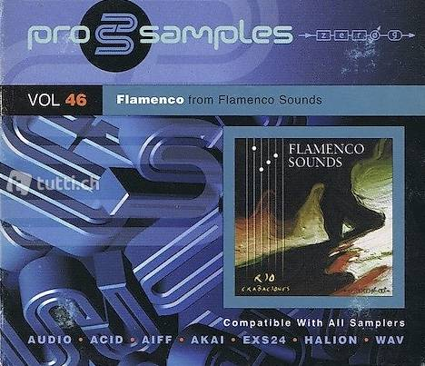 Zero-G ProSamples Vol 46 - Flamenco