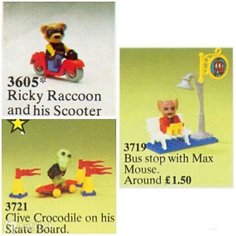 Lego Fabuland 3 Sets zur Auswahl, Inserat 2/2