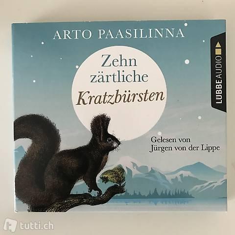 Hörbuch Roman: Zehn zärtliche Kratzbürsten