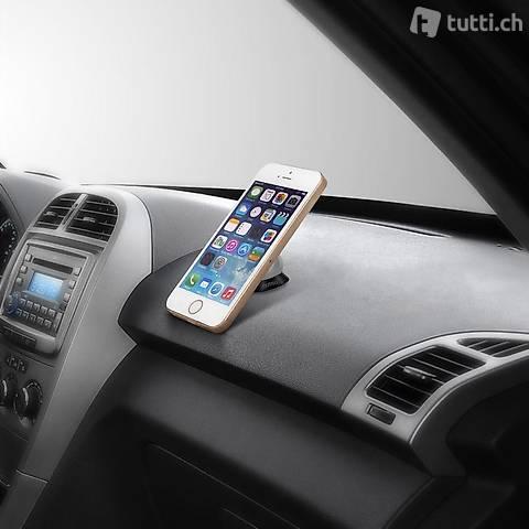 Portofrei schwarz Magnet KFZ Halterung Auto Passt iphone 4 5