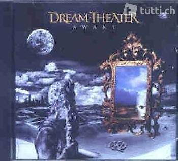 DREAM THEATER - Awake (Prog. Rock CD)