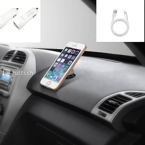 Portofrei 3in1 iphone schwarz Magnet Halterung Passt iphon