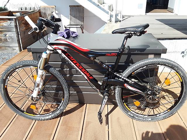 Cannondale Rush XTR Carbon Modell 2009
