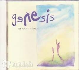 GENESIS - We Can't Dance (Pop-Rock CD, 1991)