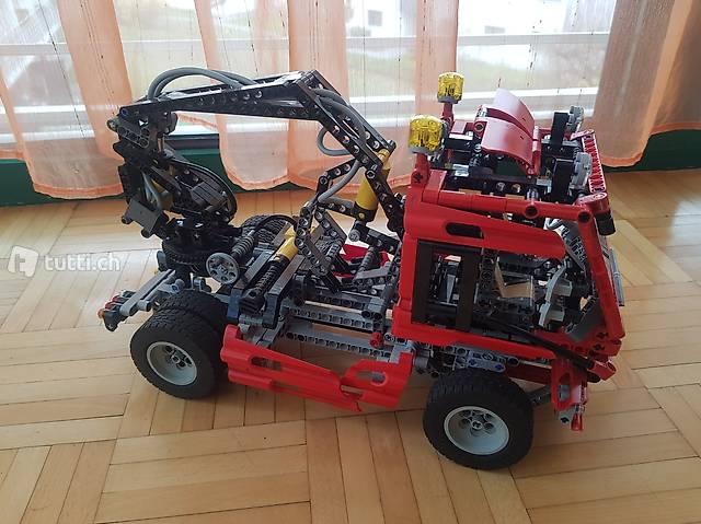 Lego Technik 8436 Lift Truck pneumatisch