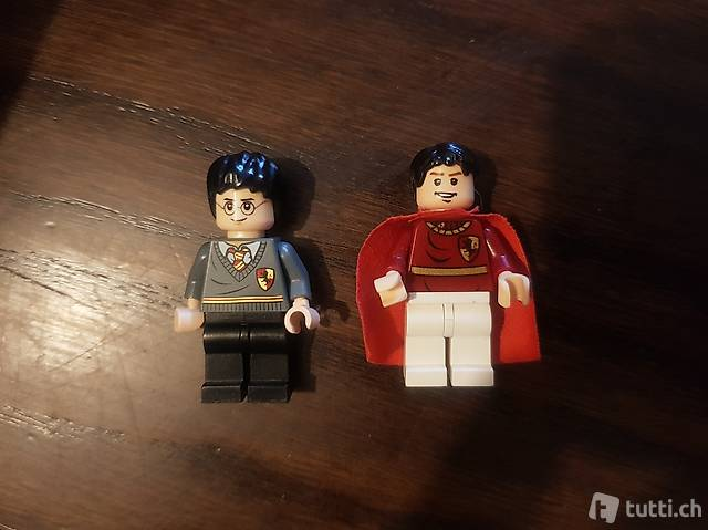 Lego Harry Potter und Oliver Wood (Set 25)
