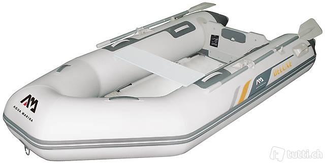 Schlauchboot A-DELUXE mit Alu-Deck (Gratis Lieferung)