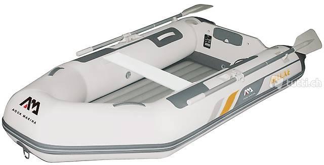 Schlauchboot A-DELUXE aufblasbar (250 (Gratis Lieferung)