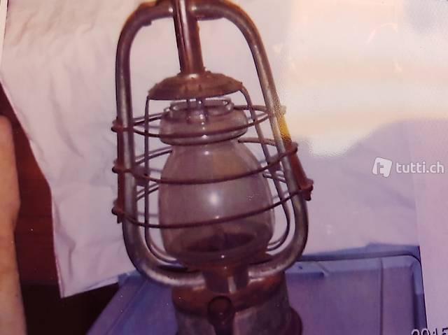 Petrollampe
