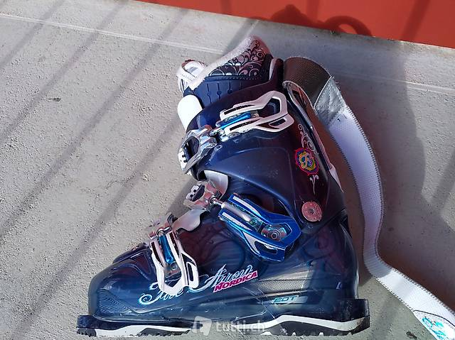 Damen Skischuh Nordica F3 (35mm) blau