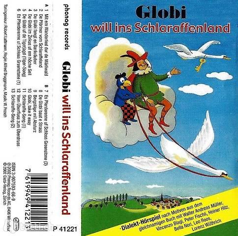 Globi Kassetten Hörspiele (Preis je Kassette)