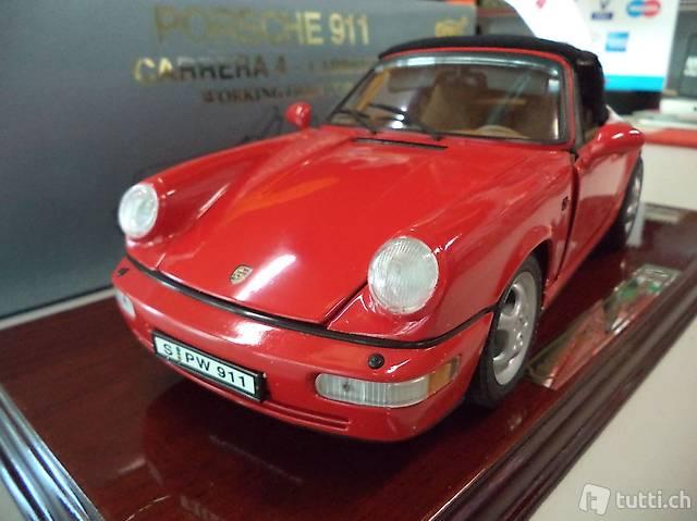 Seltener ANSON Porsche 911 1:14