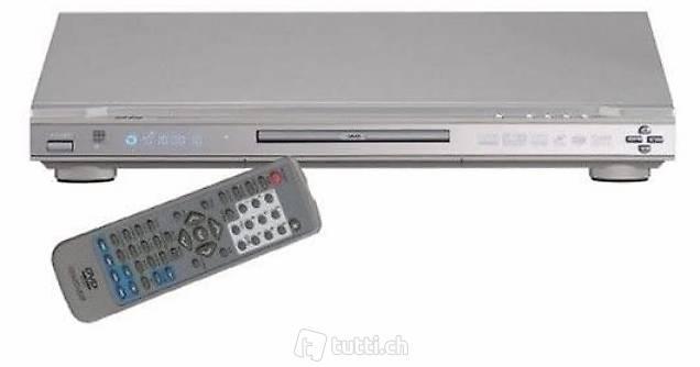 Elta DVD 8892 DVD-Player, nicht benutzt, alles dabei