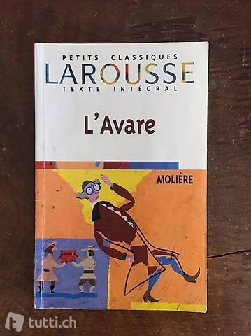 Molière - L'Avare