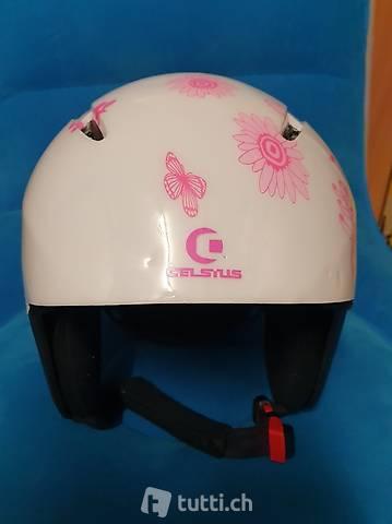 Vendo casco sci per bambina