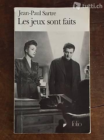 Jean-Paul Sartre - Les jeux sont fais