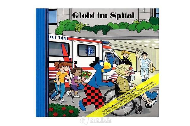 CD - Globi im Spital