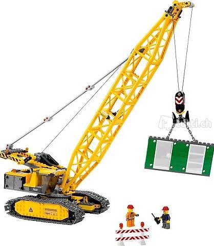 Lego City 7632 Riesenkran #2