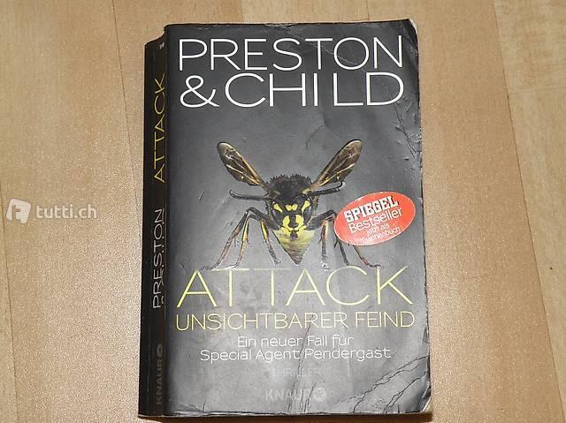 Attack, unsichtbarer Feind