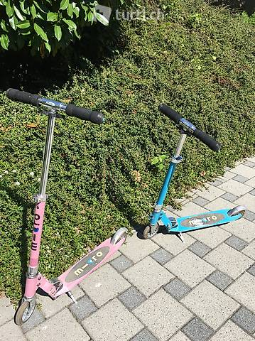 2 x Micro Scooters