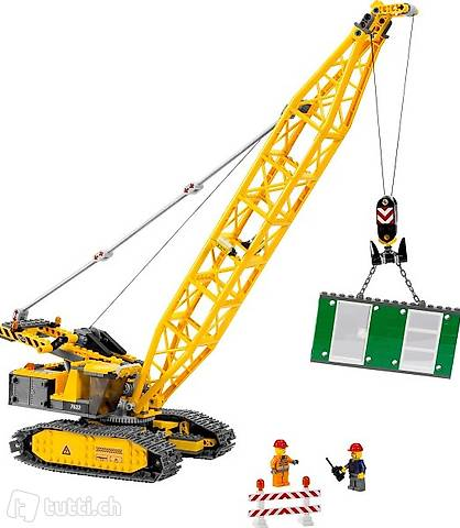 Lego City 7632 Riesenkran #1