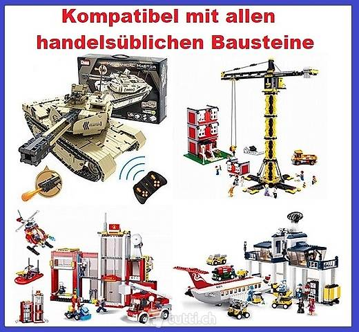 Diverse Bausteine bis 70% günstiger kaufen