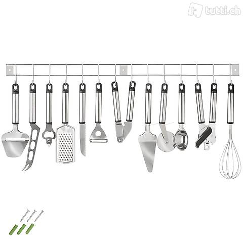 Set di attrezzi da cucina 13 pezzi (Consegna gratuita)